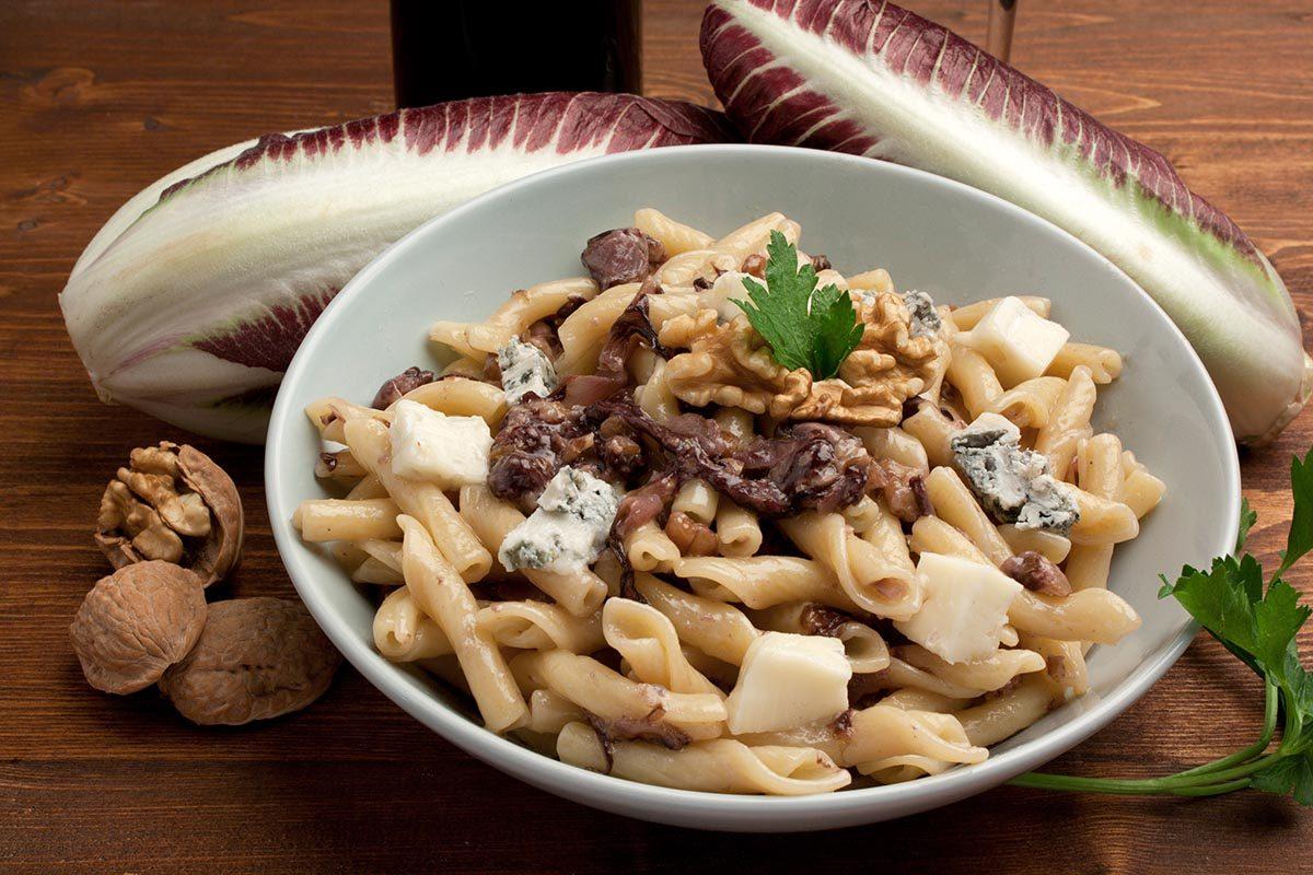 Ricette Pasta Radicchio top Lettieri Food